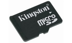 Kingston MicroSD 2GB + 2 adapters