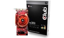 Club 3D Radeon HD 3850 Overclocked Edition