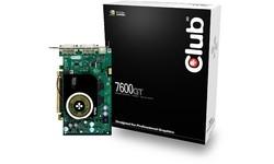 Club 3D GeForce 7600 GT 256MB