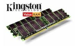 Kingston ValueRam 1GB DDR2-400 CL3 ECC Registered kit