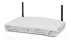 3com OfficeConnect ADSL Wireless 108Mbps 11g Firewall Router Annex A