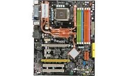 MSI P35 Platinum Combo