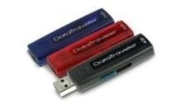 Kingston DataTraveler 100 1GB Red