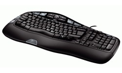 Logitech Wave Corded keyboard