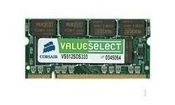 Corsair ValueSelect 1GB DDR333 CL2.5 Sodimm