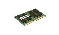 Crucial 128MB PC1333 CL2 Sodimm