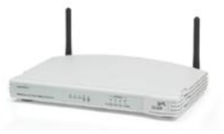 3com OfficeConnect ADSL Wireless 108Mbps 11g Firewall Router Annex B