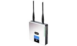Linksys Wireless-G Broadband Router With RangeBooster WRT54GR