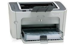 HP LaserJet P1505n