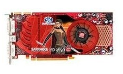 Sapphire Radeon HD 3850 256MB
