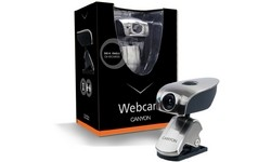 Canyon Web Camera 1.3M Black/Silver