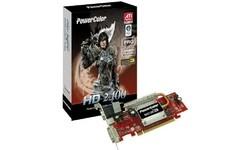 PowerColor Radeon HD 2400 Pro 256MB DDR2 Heatpipe