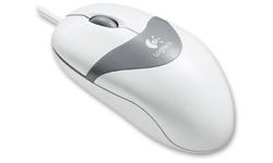 Logitech Pilot Optical Mouse Grey