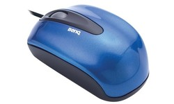 BenQ N300 Mini optical mouse Blue