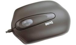 BenQ N300 Mini optical mouse Black