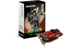 PowerColor Radeon HD 2600 XT 256MB GDDR4