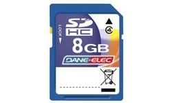 Dane-Elec SDHC Class 4 8GB