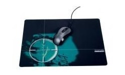 König Laser Mouse 1600 dpi + Mouse Pad XXL