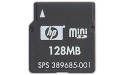 HP MiniSD 128MB