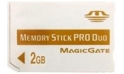 Transcend Memory Stick Pro Duo 2GB
