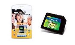 Transcend MMC Mobile 512MB