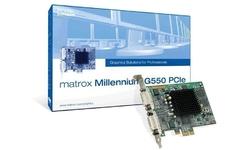 Matrox Millenium G500 32MB PCIe