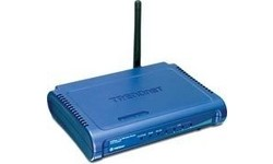 Trendnet WiFi 54MB router