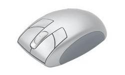Wacom Intuos2 Platinum 4D Mouse