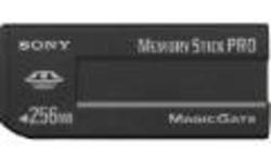 Sony Memory Stick Pro 256MB