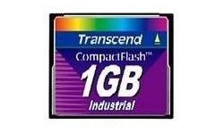 Transcend Compact Flash 45x Industrial FD-mode 1GB