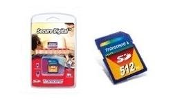 Transcend SD 512MB