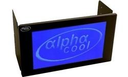 Alphacool LCD-Display 240x128 Blue Neg. Black