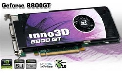 Inno3D GeForce 8800 GT 512MB
