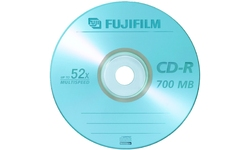 Fujifilm CD-R 52x 10pk Jewel case