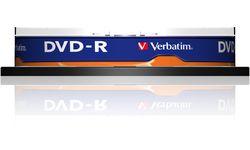 Verbatim DVD-R 16x 10pk Spindle