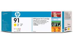 HP 91 Yellow