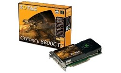 Zotac GeForce 8800 GTS AMP! 512MB