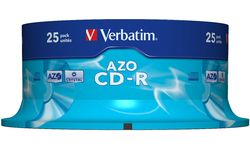 Verbatim CD-R 52x 25pk Spindle