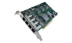 D-Link 4 port Nway 32 bit PCI Fast Ethernet server adapter