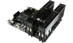 Nvidia GeForce 9800 GX2 SLI