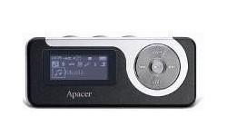 Apacer Audio Steno AU350 2GB Black