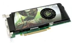 XFX GeForce 9600 GT XXX 700M 512MB