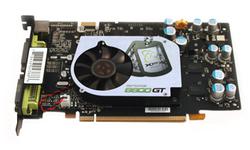 XFX GeForce 8600 GT 1GB
