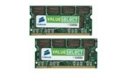 Corsair ValueSelect 4GB DDR2-667 CL5 Sodimm kit