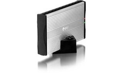 """Equip 3.5"""" Mobile Storage Solution Silver"""