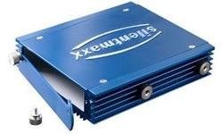 Silentmaxx HD-Silencer Aluminum Blue