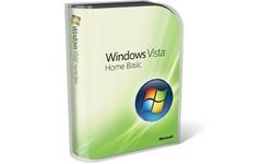 Microsoft Windows Vista Home Basic 32-bit EN OEM