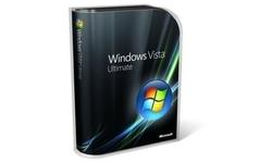 Microsoft Windows Vista Ultimate 64-bit DE OEM
