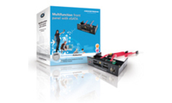 Conceptronic Multifunction Front Panel with eSATA