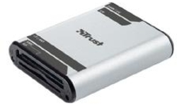 Trust 16-in-1 USB2 Card Reader CR-1200